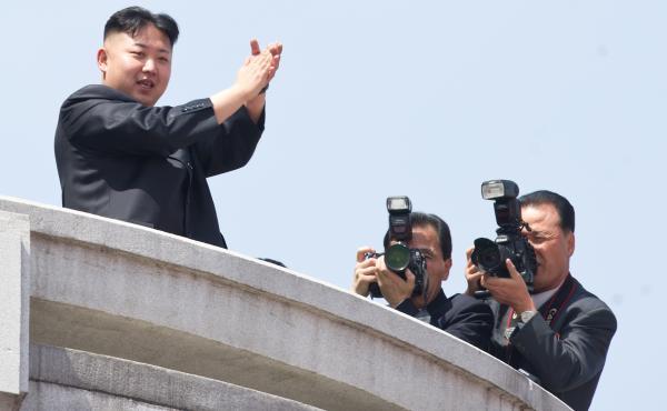 The satirical news source The Onion named North Korean Supreme Leader Kim Jong Un 2012's Sexiest Man Alive.