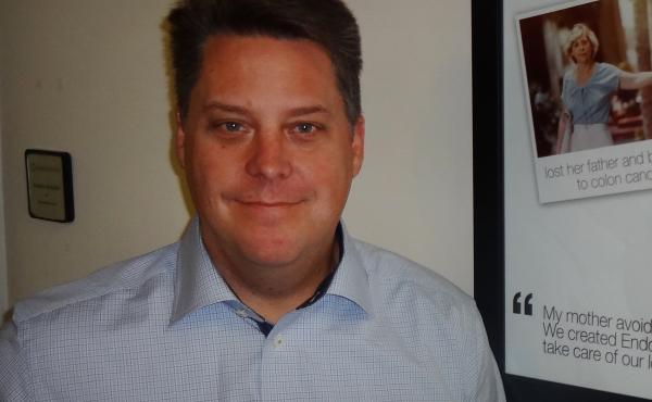 EndoChoice CEO Mark Gilreath.