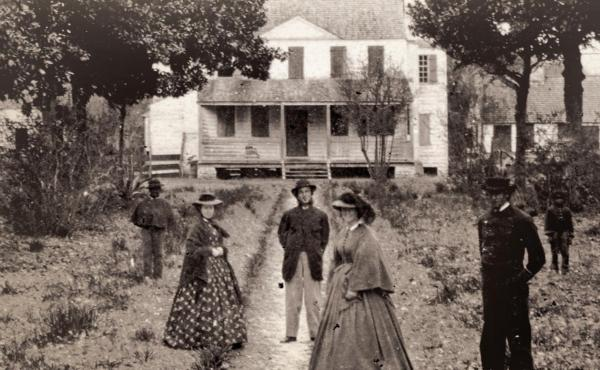 The Fall of the House of Dixie is by Civil War historian Bruce Levine.