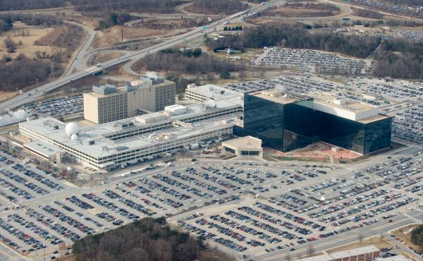 The National Security Agency headquarters at Fort Meade, Md. The agency has been trying to build a quantum computer, The Washington Post reports — but that news doesn't surprise experts in the field.