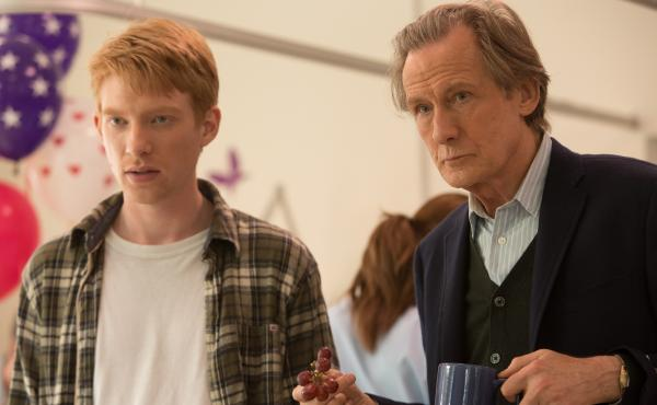 Tim (Domhnall Gleeson) learns from his father (Bill Nighy) that he has the ability to travel back and forth through time, a power Tim uses in his pursuit of love.