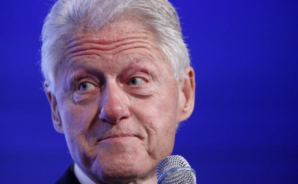 Former President Bill Clinton wants to keep his foundation running, even if his wife becomes president and
