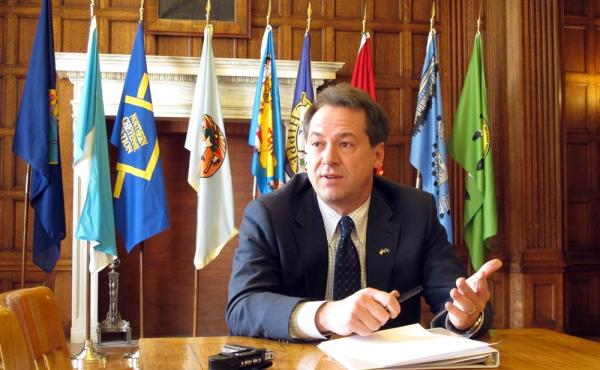Montana Gov. Steve Bullock is giving Medicaid expansion another try.