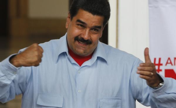 Venezuela's President Nicolas Maduro announced a plan to cut down on the country's power usage in an effort to save water.
