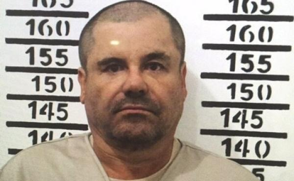 Mexico's most wanted drug lord, Joaquin