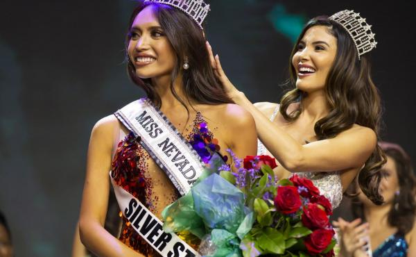Kataluna Enriquez will be the first openly transgender Miss USA contestant after her historic win in the Miss Nevada USA pageant.
