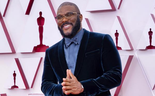 Tyler Perry attends the 93rd Annual Academy Awards.