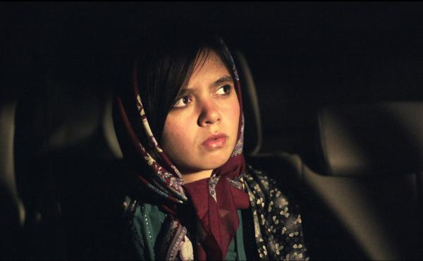 Iranian actress Marziyeh Rezaei plays a fictionalized version of herself in 3 Faces.