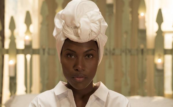 """DeWanda Wise plays Nola, a self-described """"sex-positive, polyamorous, pansexual,"""" in the Neflix series She's Gotta Have It."""