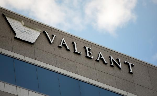 Valeant Pharmaceuticals, based in Bridgewater Township, N.J., bought two specialty heart drugs used in emergency treatment from Marathon Pharmaceuticals in 2015, and then dramatically increased each drug's price.