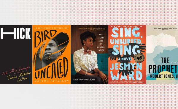 Kiese Laymon recommends social justice themed books.