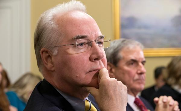 Rep. Tom Price, R-Ga., has said that the Affordable Care Act interferes with physicians' medical decisions.