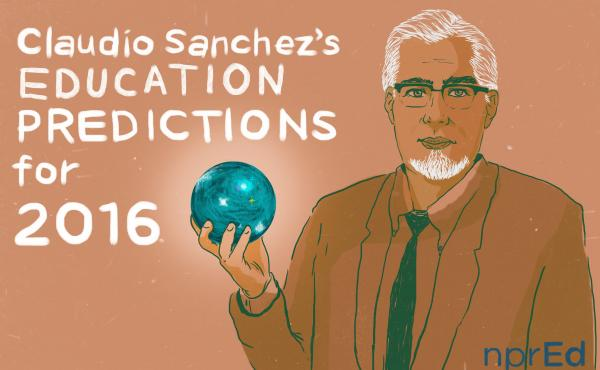 Education Predictions for 2016