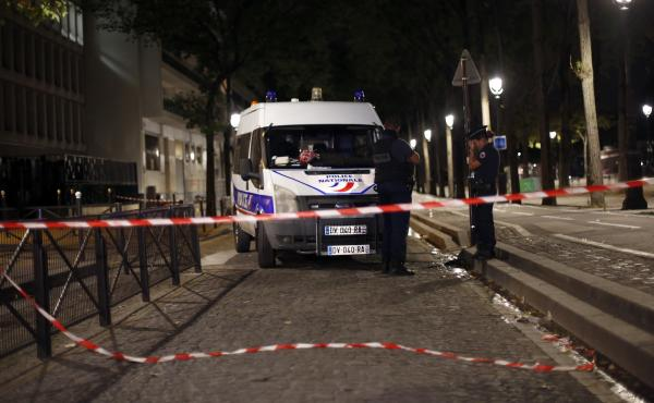 Two of the victims in Sunday's attack reportedly were British tourists who had stab wounds in the chest and stomach.