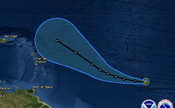 Hurricane Sam has not triggered any storm warnings or watches, but forecasters are keeping a close eye on the storm, with it predicted to reach major hurricane status on Saturday.