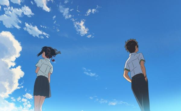 Your Name. starts like a teen rom-com but turns into a harrowing survival tale.