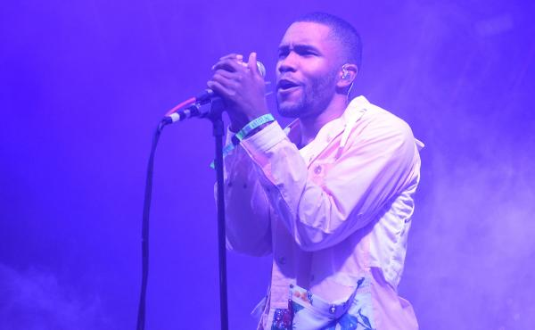 """Frank Ocean's song """"Nights"""" is on Gerrick D. Kennedy's Pride playlist, which includes songs he says """"remind me to stand in my power as a Black queer man in America."""""""