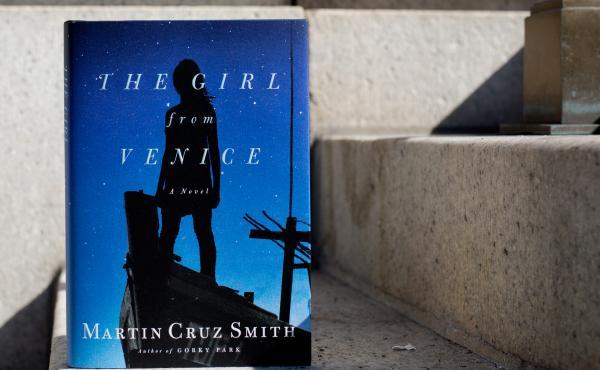 The Girl From Venice by Martin Cruz Smith (Raquel Zaldivar/NPR)