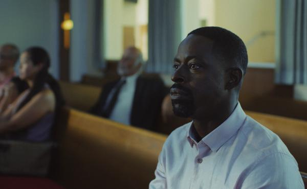 Sterling K. Brown plays the patriarch of a family in crisis in Waves.
