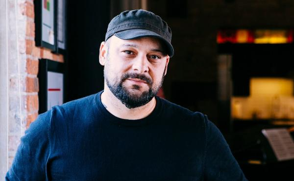 """""""It brings back a lot of shame,"""" Christian Picciolini says of his time fronting a white power punk band. He has since disavowed the white supremacist movement and works to help others disengage from it too."""