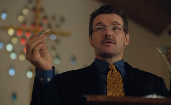 """Joel Edgerton stars as the head of a """"conversion therapy"""" program in Boy Erased, which he also directs."""