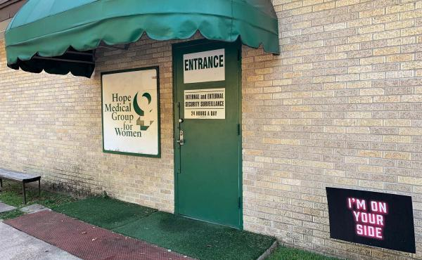 In Shreveport, La., the Hope Medical Group for Women is reporting more patients from nearby Texas after the passage of that state's Senate Bill 8.