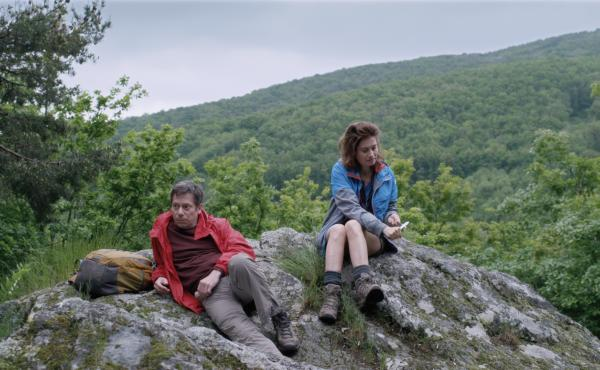 Mathieu Amalric and Emmanuelle Devos in If You Don't, I Will.