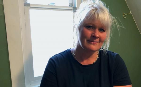 Melinda McDowell sought treatment for her addiction to meth. She started taking the medication naltrexone and has been sober for more than a year now.