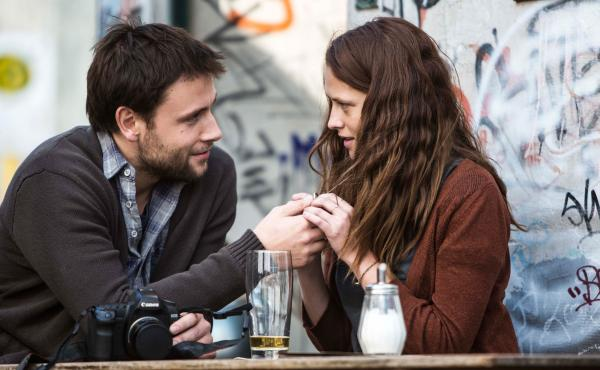 A tryst with Andi (Max Riemelt) makes a captive out of Clare (Teresa Palmer) in Berlin Syndrome.