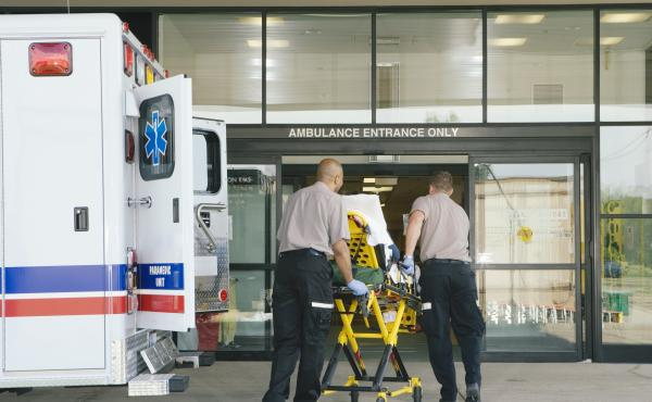 """Research shows that people taken to an emergency room after a suicide attempt are at high risk of another attempt in the next several months. But providing them with a simple """"safety plan"""" before discharge reduced that risk by as much as 50 percent."""