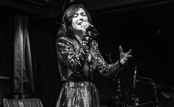 Vocalist Nella is featured on this week's exploration of Latin jazz.