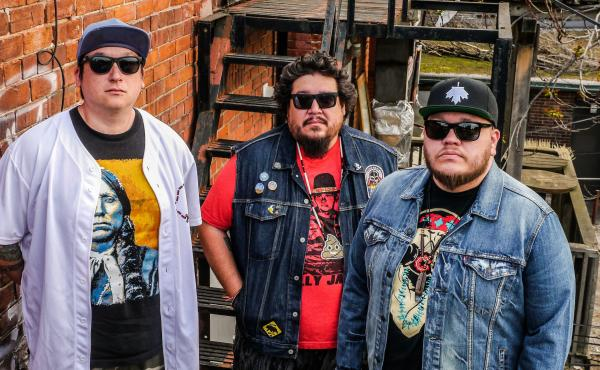 A Tribe Called Red's latest album is We Are the Halluci Nation.