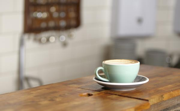 """An empty coffee mug, left forlorn on the table. Federal regulators found that """"New of Kopi Jantan Tradisional Natural Herbs Coffee"""" had an ingredient similar to the active ingredient in Viagra."""
