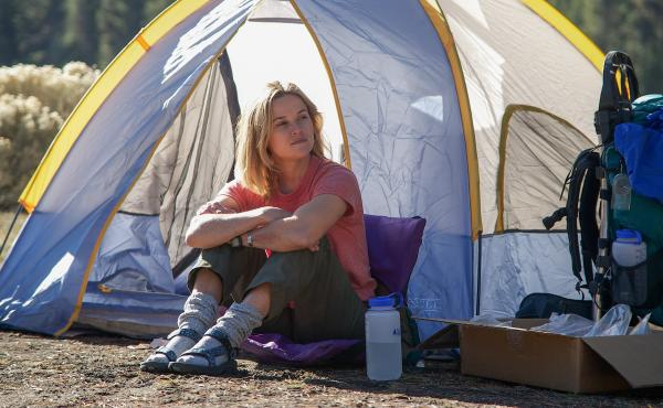 Reese Witherspoon plays Cheryl Strayed in Wild.
