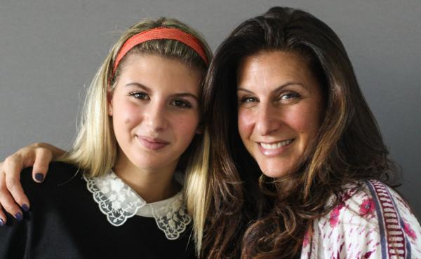 Maya Altman and her mother, Robyn Altman, visit StoryCorps in Parkland, Fla., to reflect on the mass shooting at Marjory Stoneman Douglas High School.