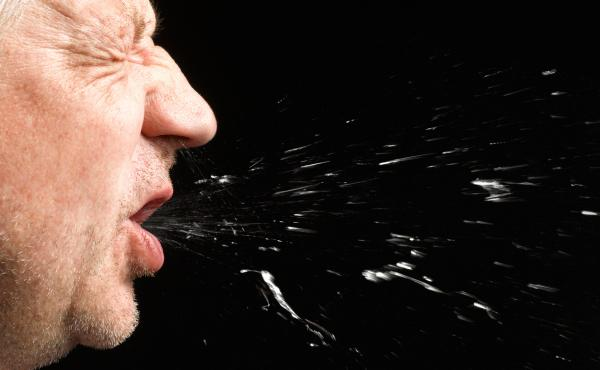 A sneeze can carry the coronavirus pathogen in droplets and in aerosols — and they could land on a surface, making it a fomite.