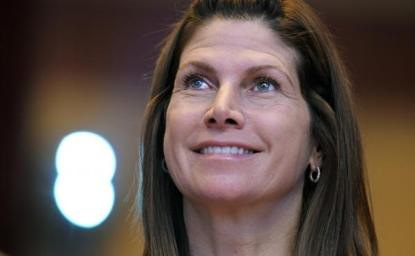 USA Gymnastics hired Mary Bono as interim president and chief executive officer on Friday. But after intense criticism from many of the sport's biggest stars, Bono tendered her resignation on Tuesday.