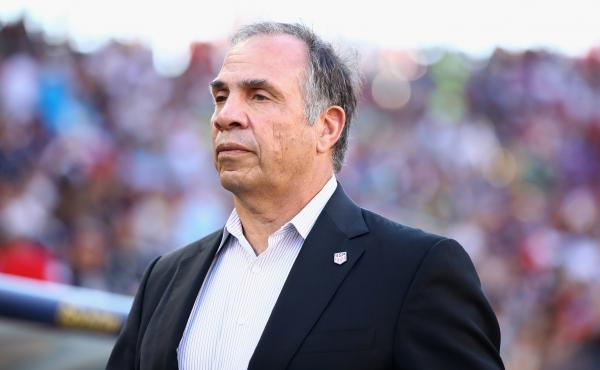 Bruce Arena, seen on the sidelines before a game against Jamaica this summer.