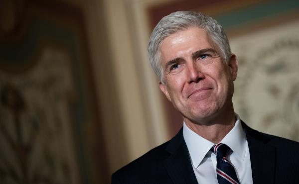 Supreme Court nominee Neil Gorsuch is expected to be confirmed by the Senate on Friday.