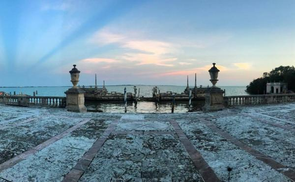 For decades, the Vizcaya Museum and Gardens in Miami has been a favorite spot for South Floridians to get engaged, get married, and have their quinceañera photos taken. But the meticulously landscaped 50 acres were seriously damaged by Hurricane Irma, an