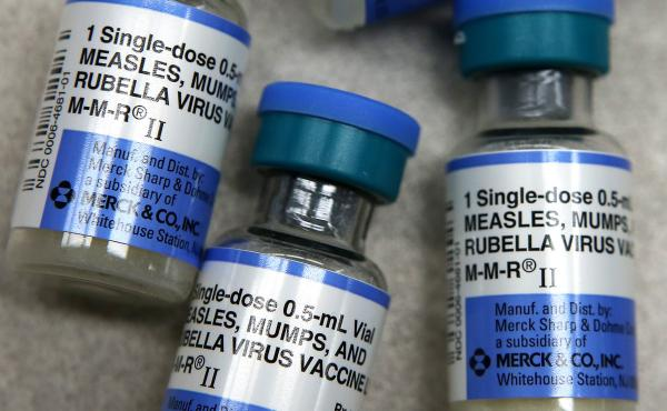 Most of the people who got measles in last year's outbreaks hadn't been vaccinated with the MMR vaccine.