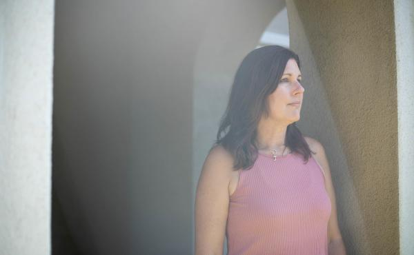 Jennifer Minhas had been a nurse for years when she contracted COVID-19 in 2020. Since then, lingering symptoms — what's known as long-haul COVID-19 — made it impossible for her to work. For months, she and her doctors struggled to understand what was