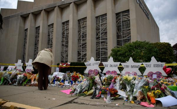 Eleven people were killed in a mass shooting at the Tree of Life Congregation in Pittsburgh's Squirrel Hill neighborhood on Oct. 27.
