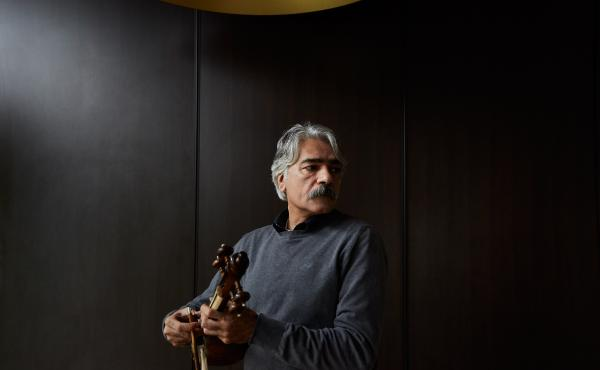 Kayhan Kalhor is an Iranian kamancheh virtuoso and composer whose work has been celebrated around the globe.