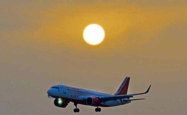 """Air India's flight crews have been directed to end all in-flight announcements by saying, """"Jai Hind!"""" The slogan translates to """"Hail the Motherland."""""""