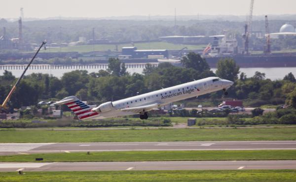 Philadelphia International is among more than a dozen major U.S. airports vulnerable to sea level rise.