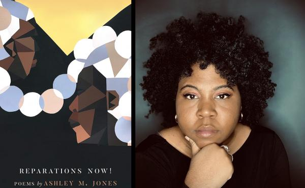 The state of Alabama has a new poet laureate: Ashley M. Jones is the first Black poet to claim the title, and at 31, also the youngest.