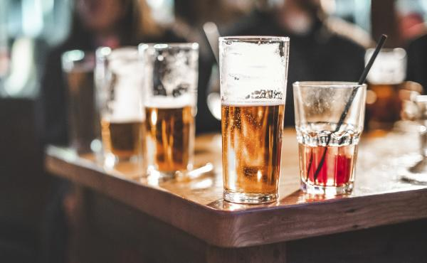 At least 4% of the world's newly diagnosed cases of esophageal, mouth, larynx, colon, rectum, liver and breast cancers in 2020, or 741,300 people, can be attributed to drinking alcohol, according to a new study.