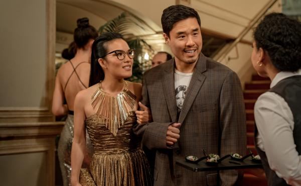 Ali Wong and Randall Park say that Always Be My Maybe has long been in the works as their original spin on When Harry Met Sally.