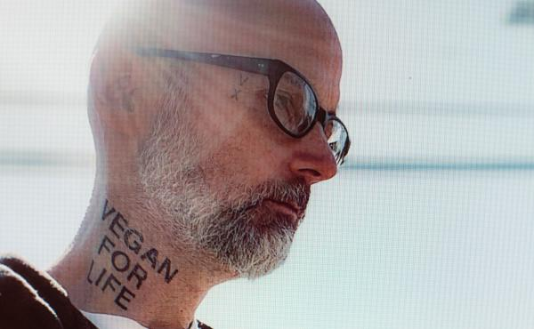 Moby continues to release music — this month, he put out a new album, All Visible Objects -- but in recent years his philanthropic and activist work on behalf of animal rights has taken up more of his time, money and skin.